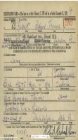 Robert Richard Thomas (1901-1984) World War II draft card