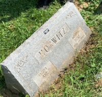 Headstone for Abe and Rose Horwitz