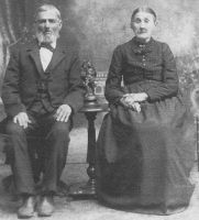 Alexander McCullough (1924-1902) & Mary Payne (1828-1916)