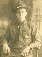 Private Robert Richard Thomas (1901-1984), U.S. Army, World War I