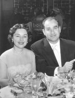 Betty and Irving Mayland at Peter Mayland's Bar Mitzvah