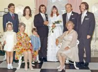 Edward Bussell and Stephanie Roth Wedding