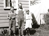 Philip, Jean and Shelah in Richmond, 5 September 1921
