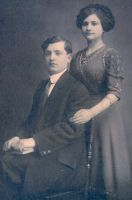 Abraham Klinetsky and Mary Botvinnik