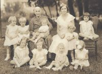 SCHMIDT-STOLPER great-grandchildren, 4 Sep 1933